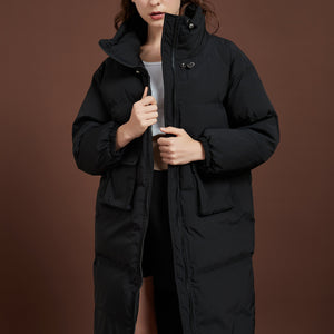 Down Winter Puffer Jacket