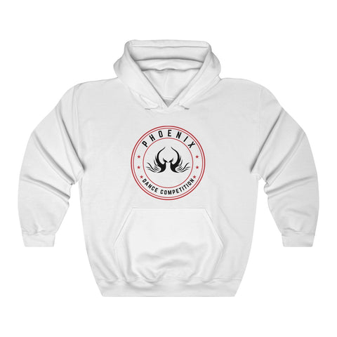 K Phoenix 9 Light Grey Mix Hoodie 1 : Circle Logo