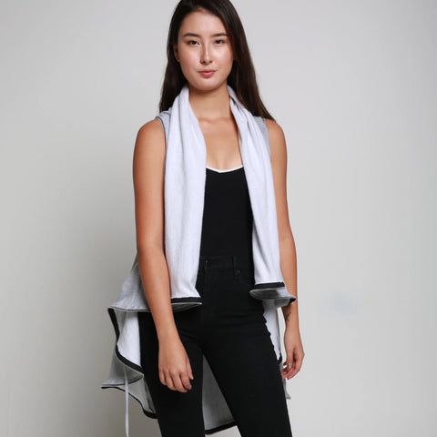 FLO CARDIGAN WHITE