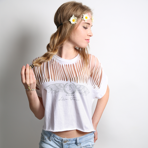 SWEETTHING TSHIRT IVORY