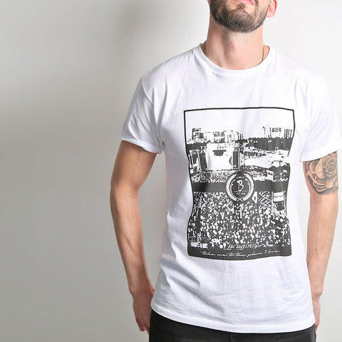 Rockstar Cut Up T-Shirt