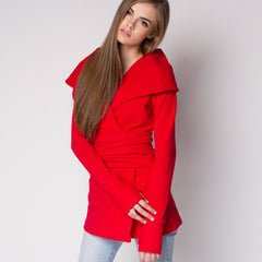 Signature Wrap - Love Canada (Red)