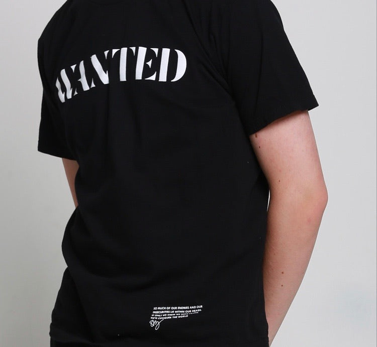 Unisex Wanted T-Shirt