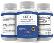 Load image into Gallery viewer, LeanScience Keto 3 Bottle Discounted Bundle