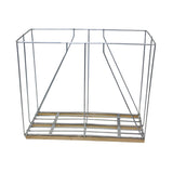 Basket Frame - Plated Steel