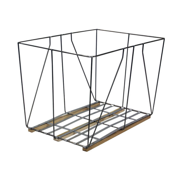 Basket Frame - Plain Steel