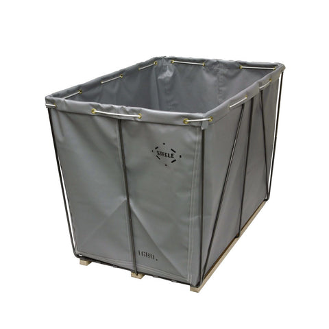 Steeletex Basket Plated Steel - Removable Style