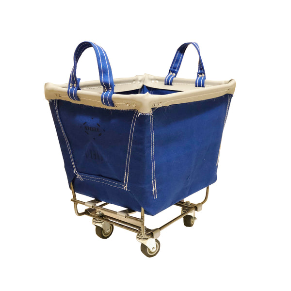 Blue Canvas Small Truck - 1 Bu