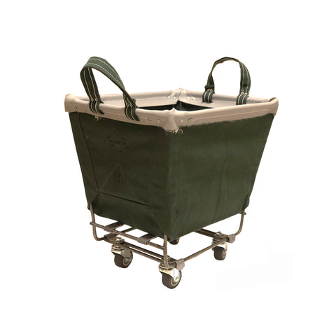 Olive Canvas Small Truck - 1 Bu