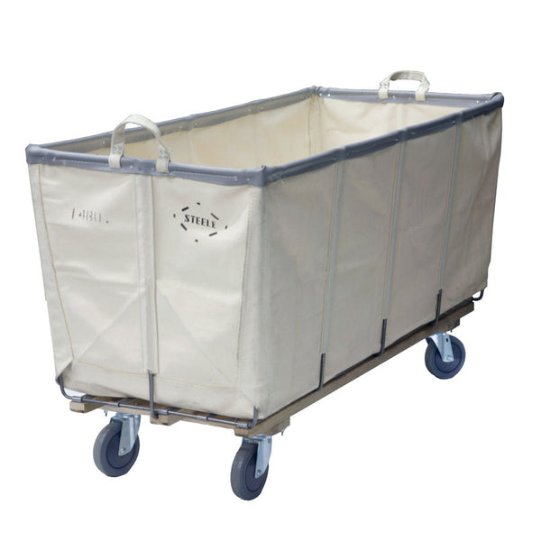 Canvas Flatwork Ironer Truck