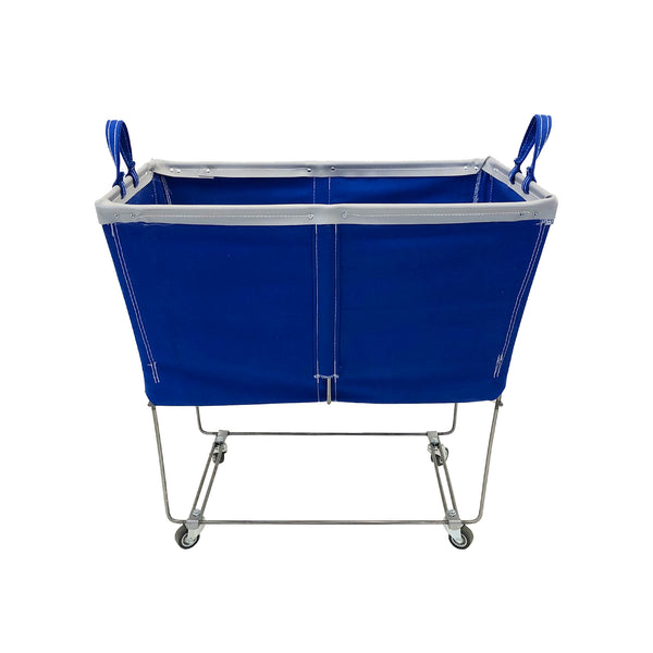 Blue Canvas Elevated Truck - Permanent Style 4 Bu
