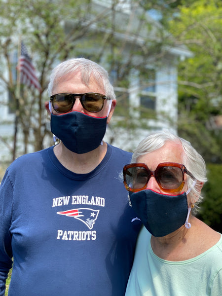 The Keep America Moving Masks