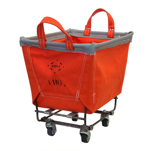 Orange Canvas Small Truck - 1 Bu