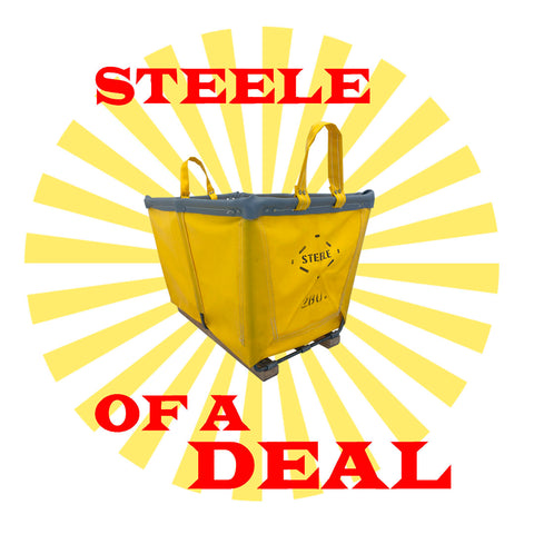 Steele of a Deal
