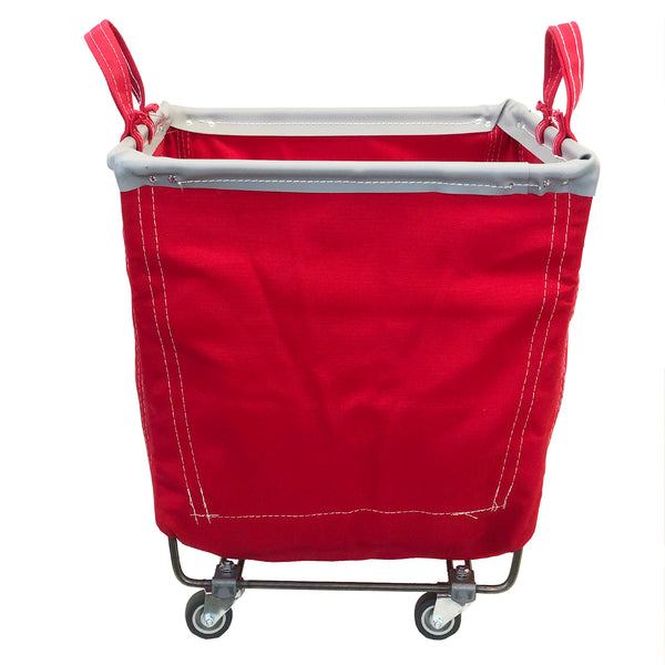 RED Canvas Square Carry Truck - 2 Bu