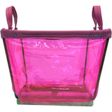 PINK Small Carry Basket - 1 Bu