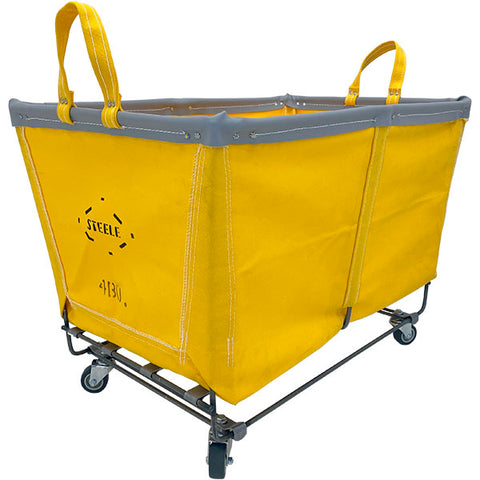 Yellow Canvas Small Truck - 4 Bu
