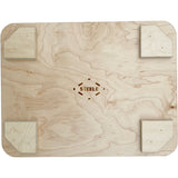 Rectangular Wood Lid - 1 Bu.