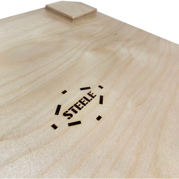Rectangular Wood Lid - 4 Bu.