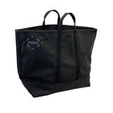 Large (Very) Dark Navy Canvas Tote