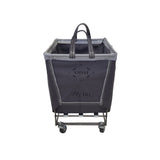 Briquette Canvas Small Truck - 2.5 Bu