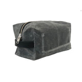 Steele Dopp Kit - Waxed Briquette Canvas