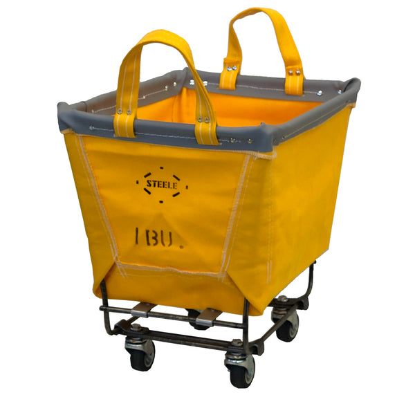 Yellow Canvas Small Truck - 1 Bu