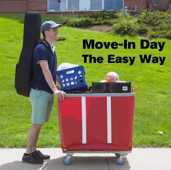 College Moving Cart