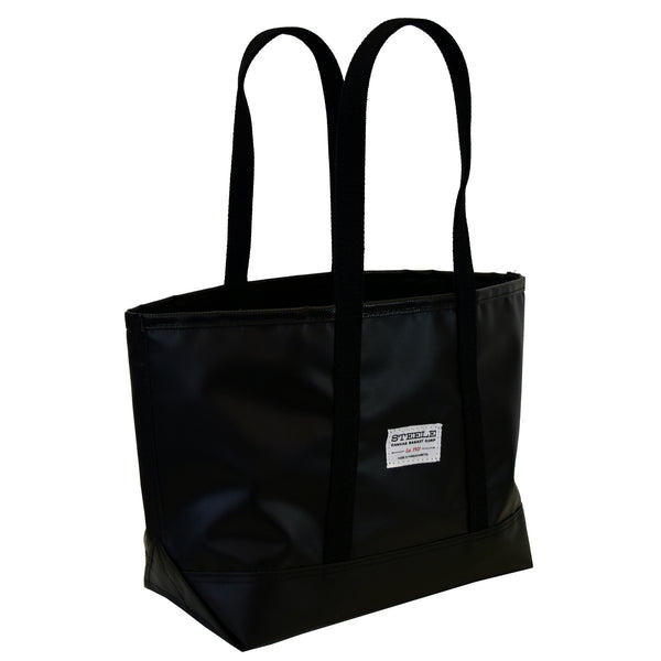 Black Steeletex Beach Tote - Small
