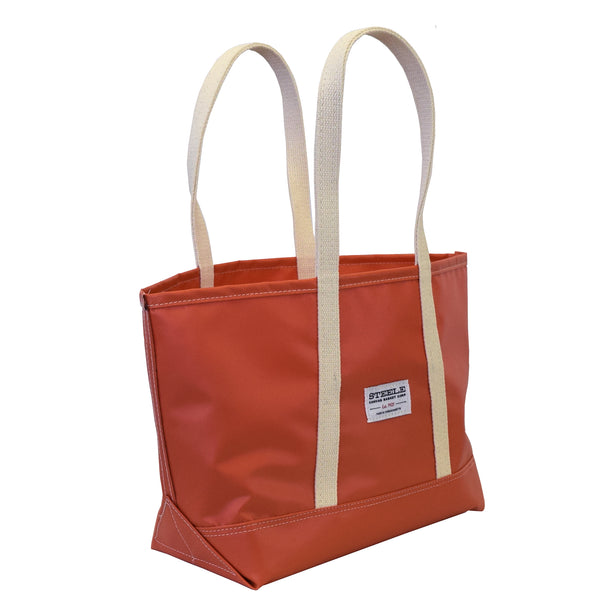 Orange Steeletex Beach Tote - Small