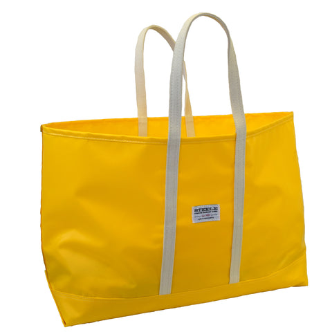 Yellow Steeletex Beach Bag - Wide