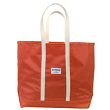 Orange Steeletex Beach Bag - Medium