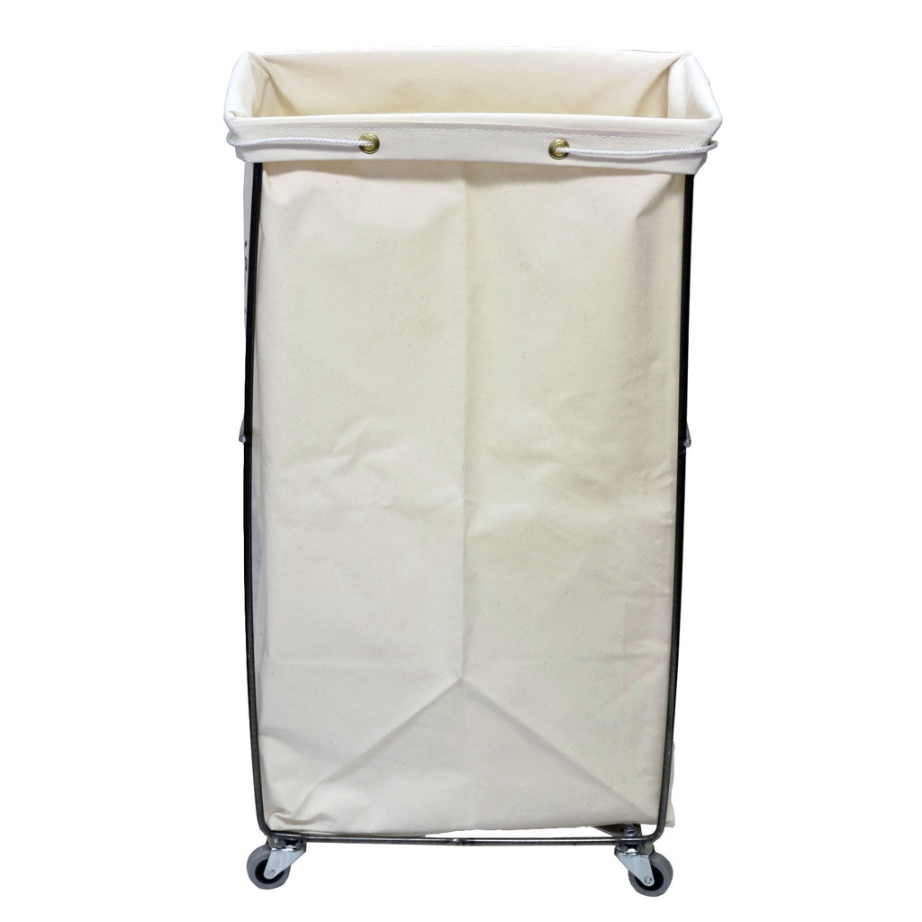 small bag caddie casters steele canvas basket corp