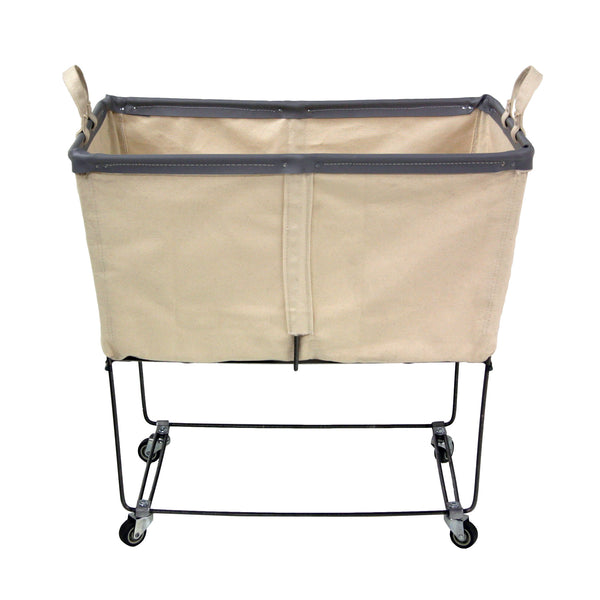 Canvas Elevated Truck - Permanent Style 4 Bu