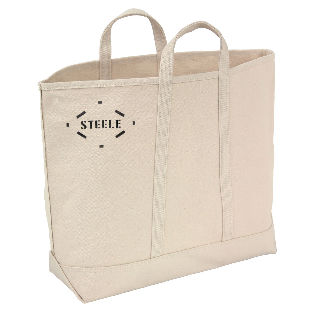Canvas tote bags on wheels - Sale Natural Canvas Tote Bag Medium