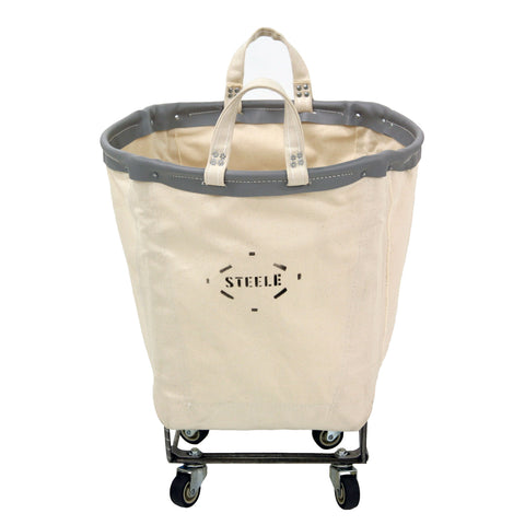 Canvas Round Carry Truck - 1½ Bu