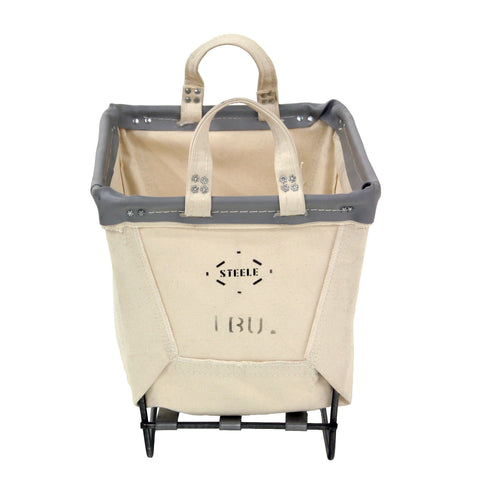 Canvas Small Basket - 1 Bu