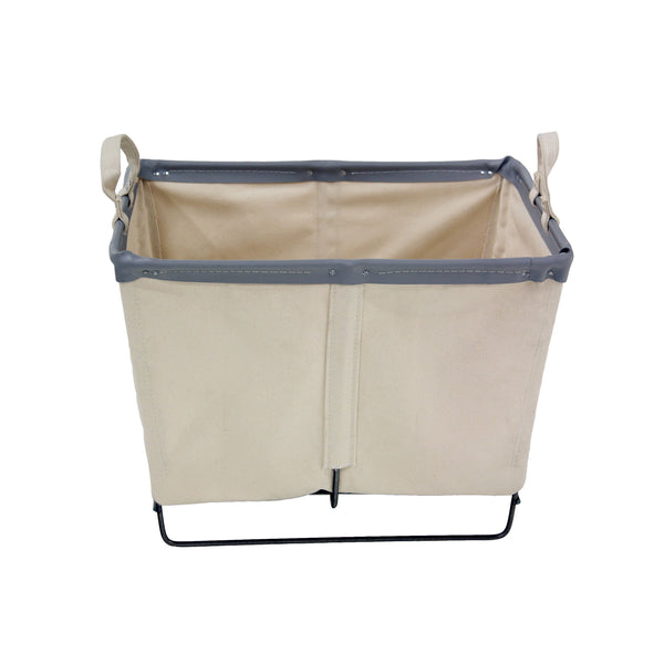 Canvas Small Basket - 3 Bu