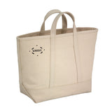 Natural Canvas Tote Bag - Small