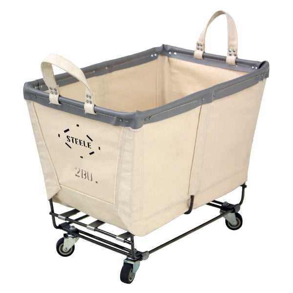 Canvas Small Truck - 2 Bu