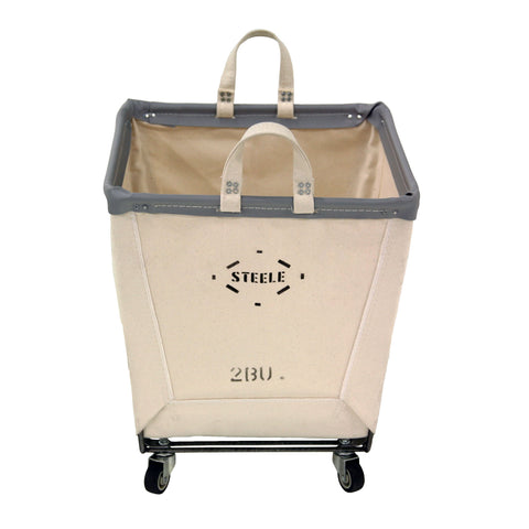 Canvas Square Carry Truck - 2 Bu