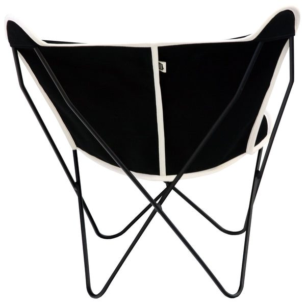 Half Pint Butterfly Sling Chair (Black)