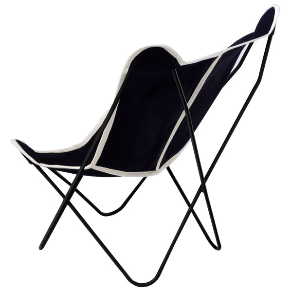 Half Pint Butterfly Sling Chair (Dark Navy)