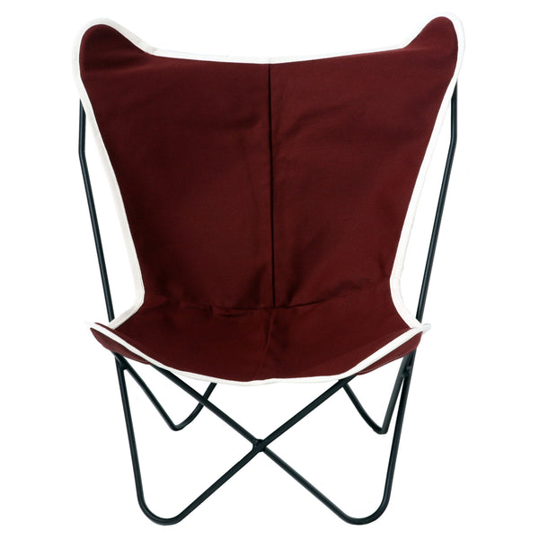 Half Pint Butterfly Sling Chair (Deep Auburn)