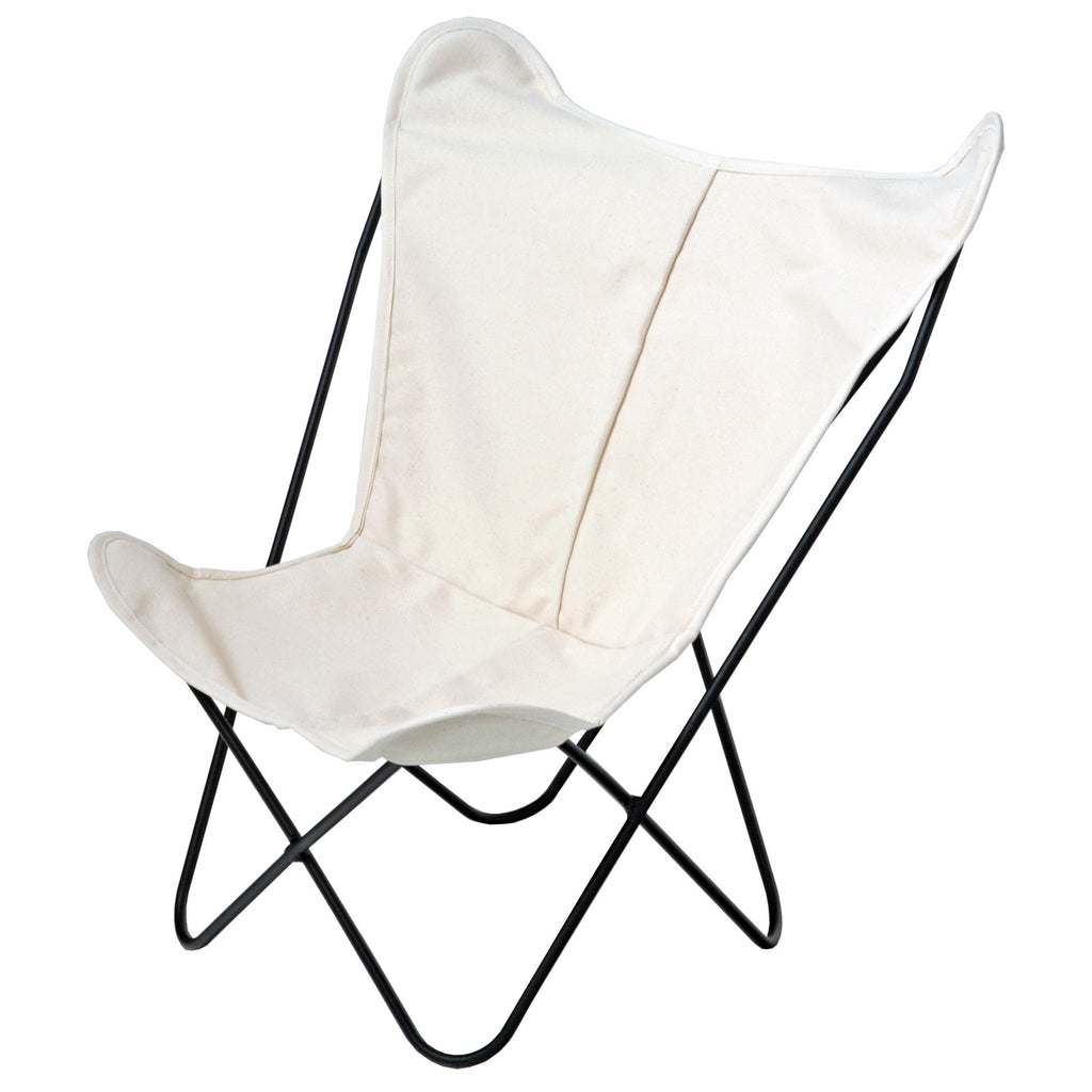 Half Pint Butterfly Sling Chair (Natural) ...