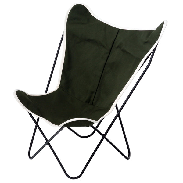 Half Pint Butterfly Sling Chair (Olive)