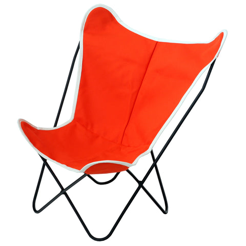 Half Pint Butterfly Sling Chair (Orange)