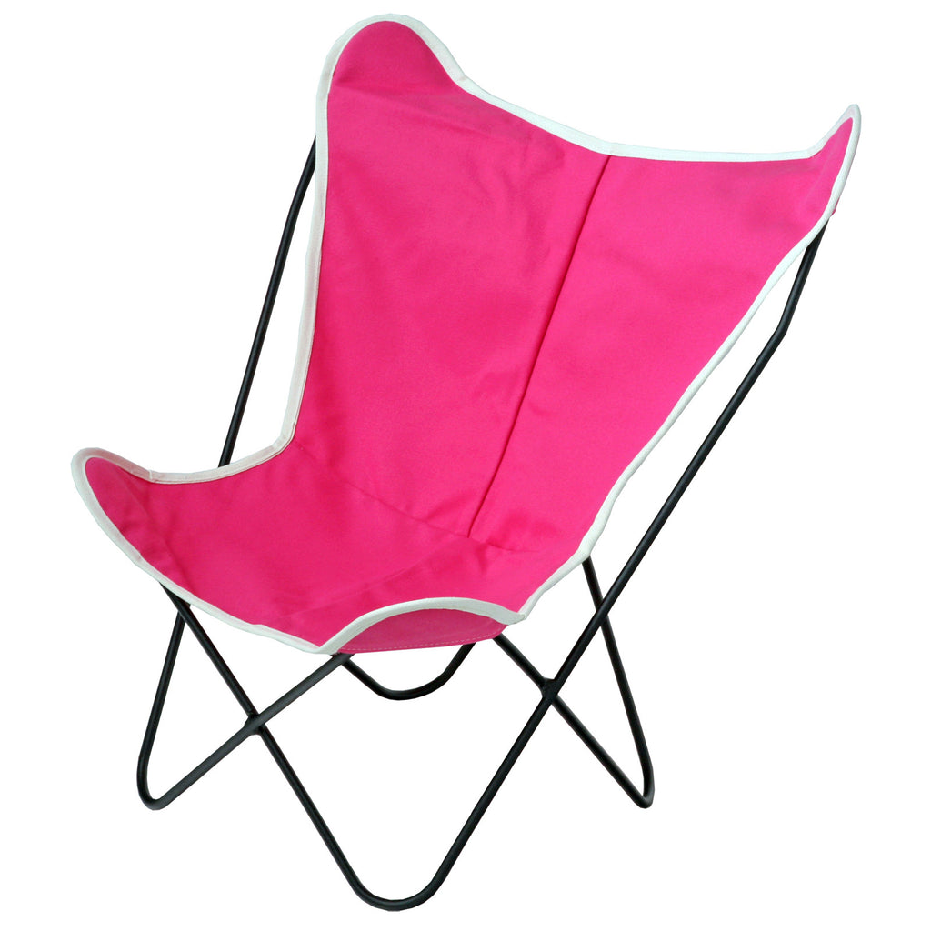 Half Pint Butterfly Sling Chair (Pink) ...