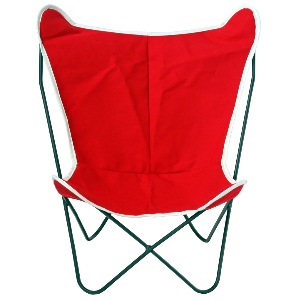 ... Half Pint Butterfly Sling Chair (Red) ...