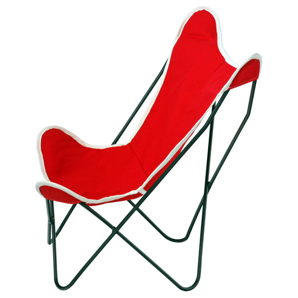 Half Pint Butterfly Sling Chair (Red)